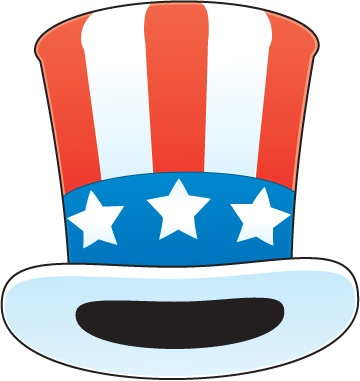 360x381 114 Best Clip Art ( Red, White, Amp Blue ) Images