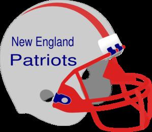 299x261 New England Patriots Helmet Clip Art