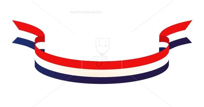 700x366 Patriotic Ribbon Free Vectors, Illustrations, Graphics, Clipart