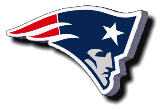 532x366 Collection Of New England Patriots Clipart Free High Quality