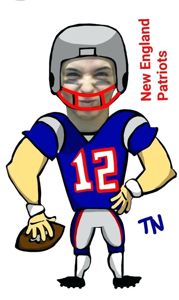 610x1024 New England Patriots Clip Art New Patriots At Falcons Game Preview