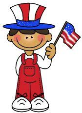 168x233 Patriot Kids Clipart