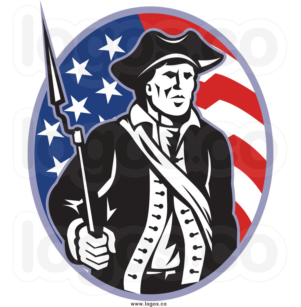 1024x1044 Patriots Cartoon Clipart