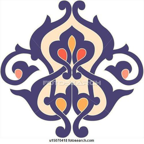 500x499 Arabesque Designs