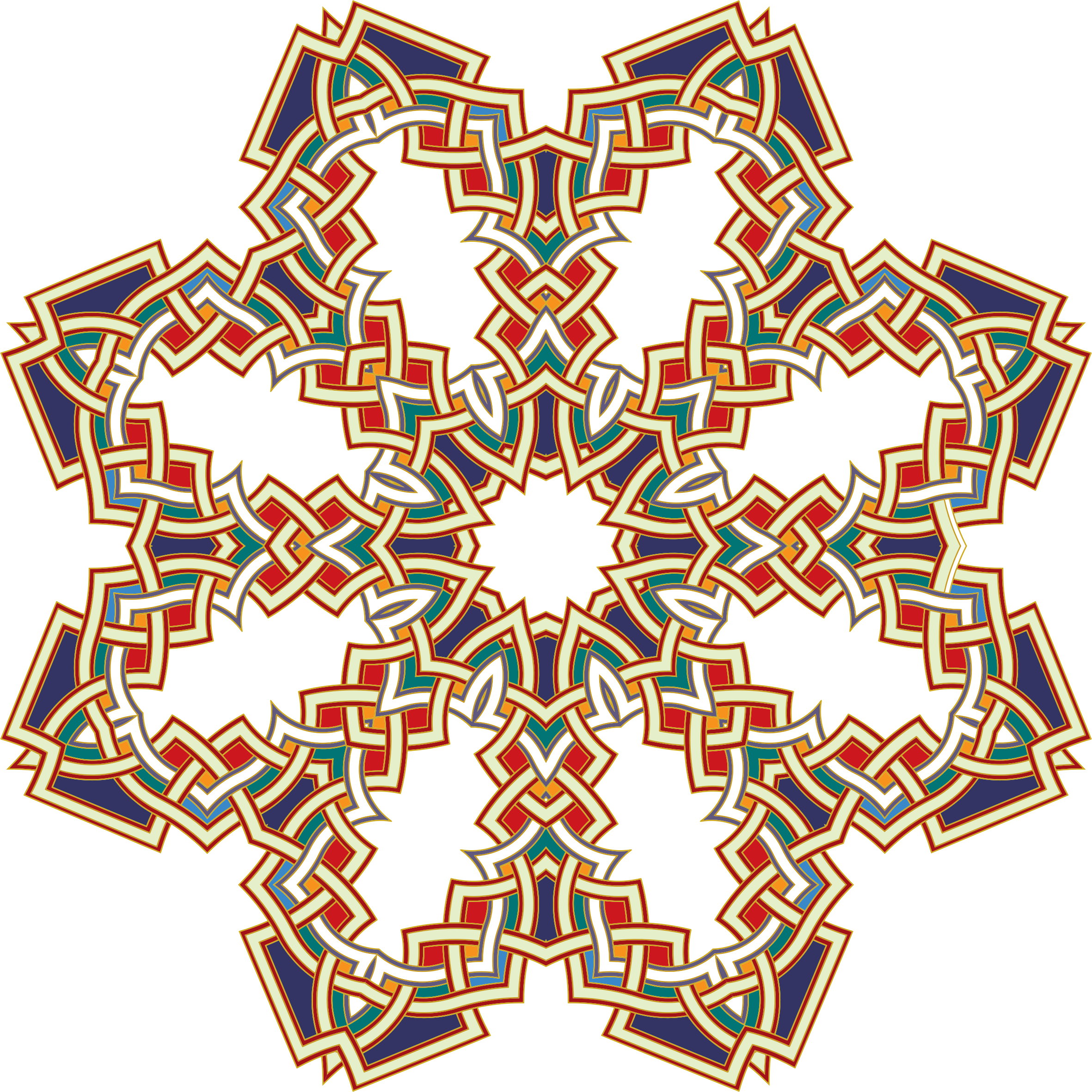 2362x2362 Collection Of Islamic Design Clipart Png High Quality, Free