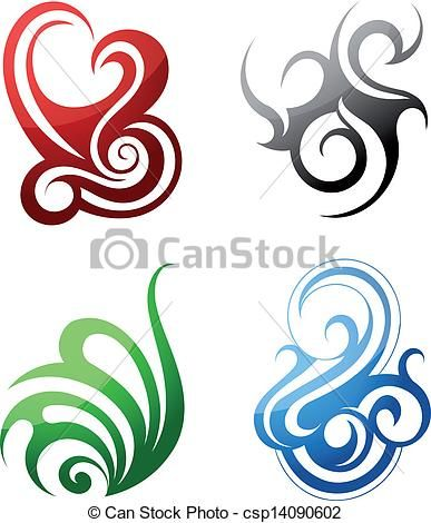 387x470 Free Download Line Graphic Design Clipart For Your Creation