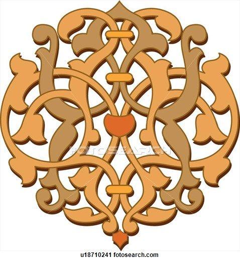 478x520 Arabesque Designs