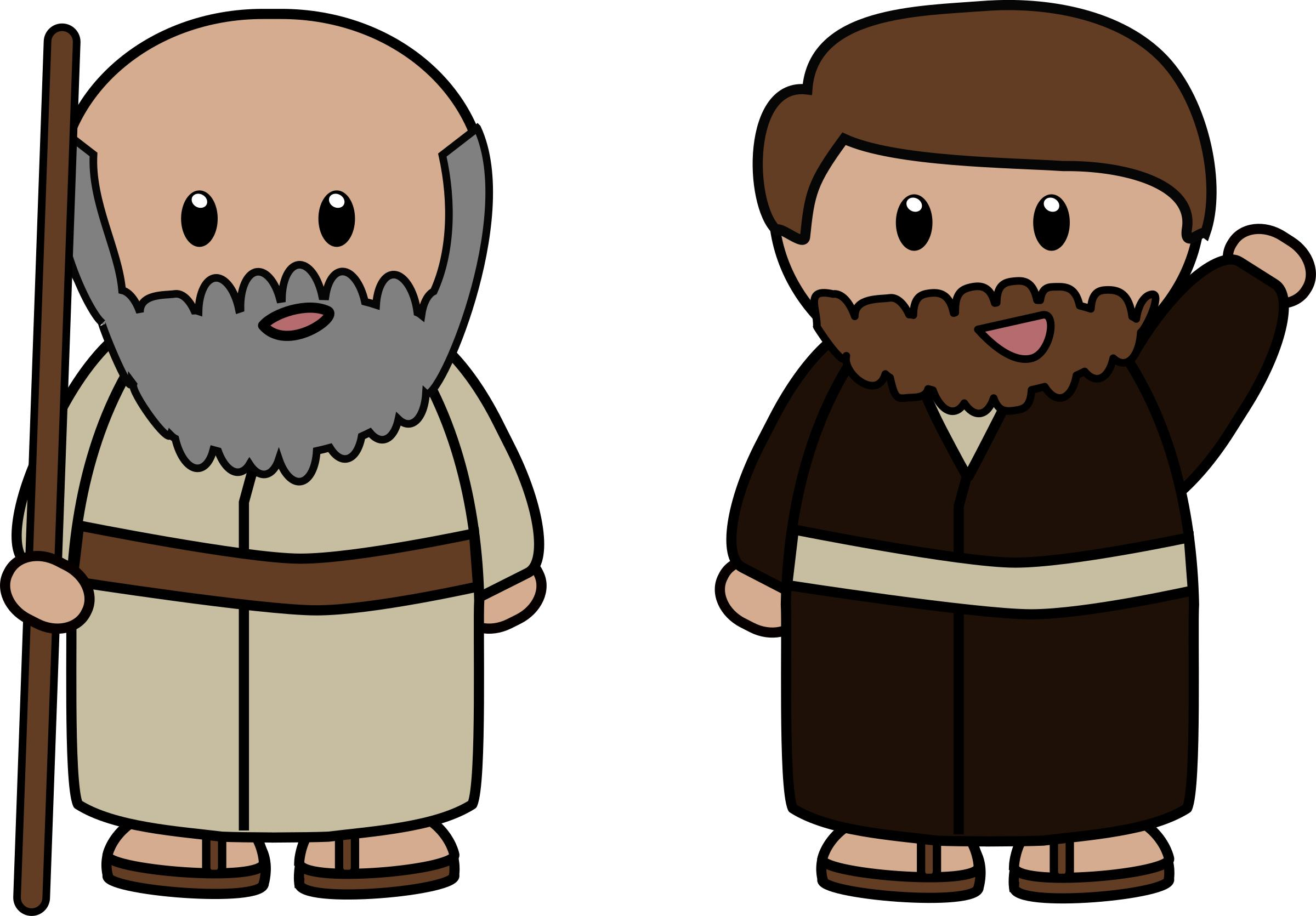 2400x1671 Paul And Silus Icons Png