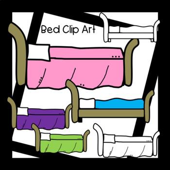 350x350 Bed Clipart Teaching Resources Teachers Pay Teachers