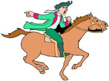 350x260 Paul Revere Art And Clip Art Collection By Michelle Martinez Tpt