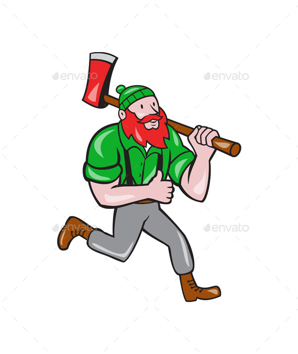 590x700 Axe Clipart Paul Bunyan