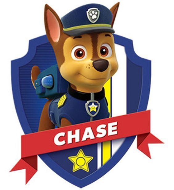 564x616 Free Clip Paw Patrol Paw Patrol Clip Art Chase Head Paw