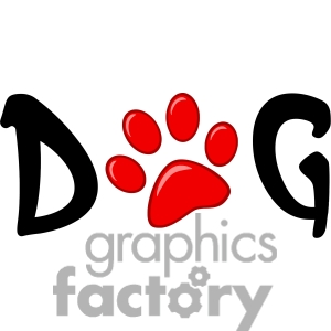 300x300 Dog Paw Print Clip Art Free Download Clipart Panda