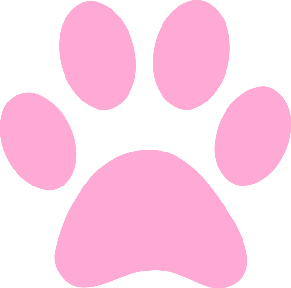 600x593 Paw Print Pictures Free Download Clip Art Free Clip