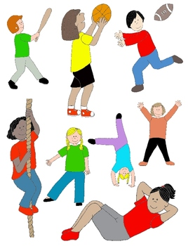 268x350 Physical Therapy Clip Art Resources Amp Lesson Plans Teachers Pay