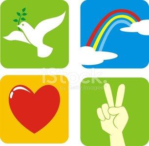 305x300 Faith Hope Love Peace Premium Clipart