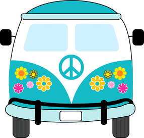 286x273 Hippy Party Clip Art. Peace, Love Amp Hippie Chicks
