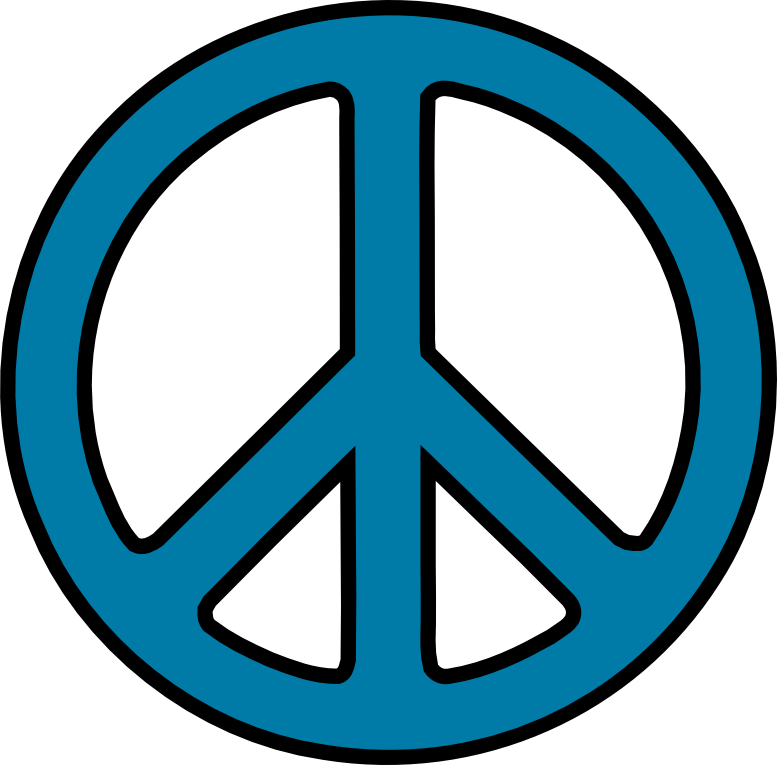 777x765 Peace Sign Images Free Clip Art