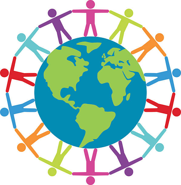 597x612 Collection Of World Peace Clipart High Quality, Free