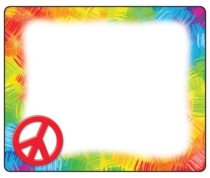 709x600 Peace Sign Border Clip Art Peace Sign Border Clipart