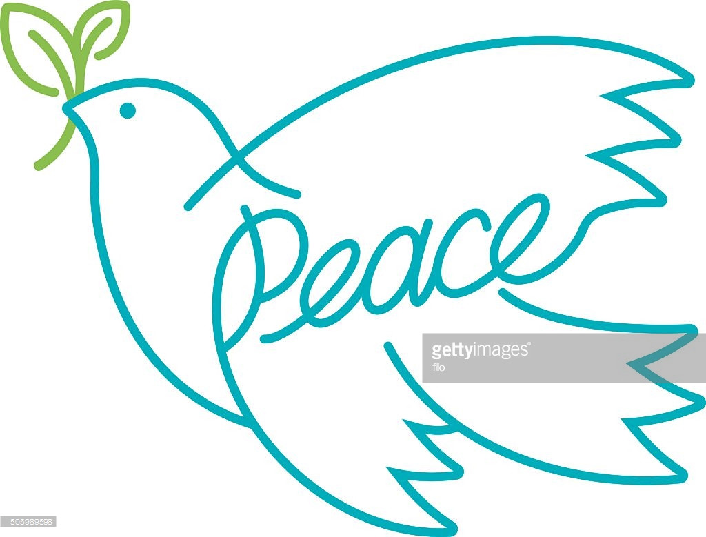 1024x779 Dove Clipart Peace Symbol Free On Dumielauxepices Net