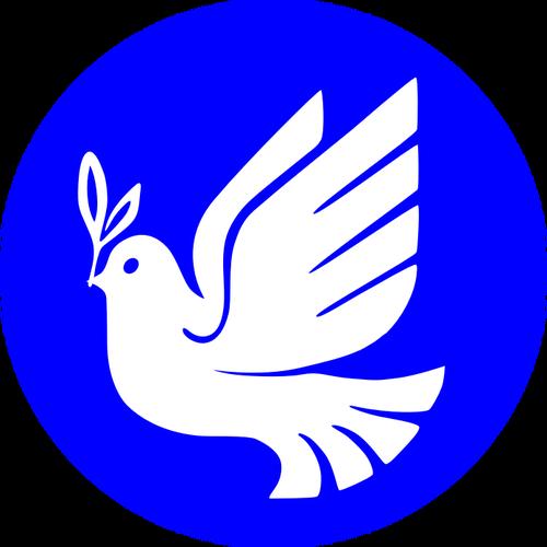 500x500 901 World Peace Dove Clip Art Public Domain Vectors