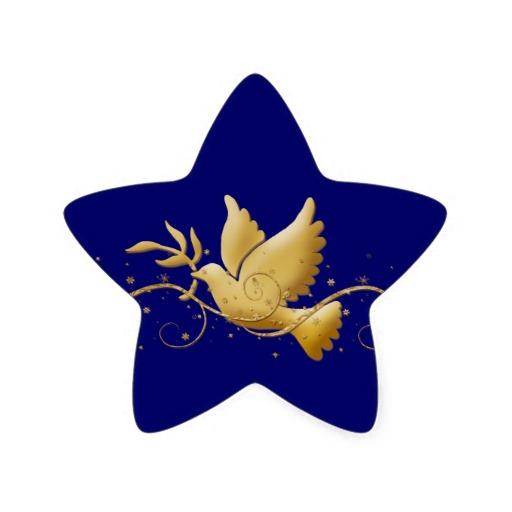 512x512 Golden Clipart Dove