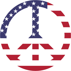 288x288 Peace Sign Clipart Small