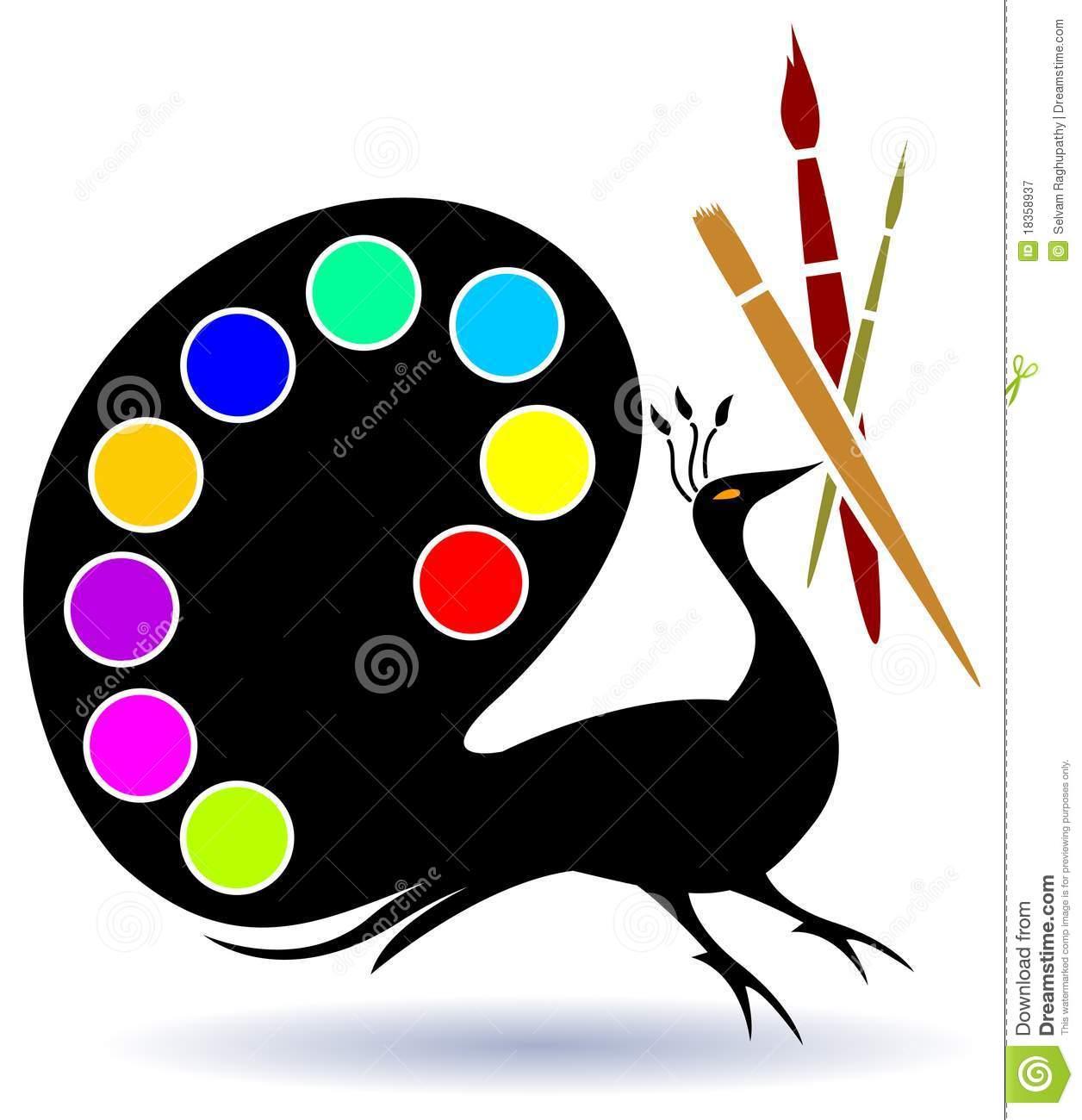 1256x1300 Peacock Clipart Art Brush 3774456