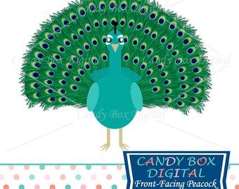340x270 Peacock Clipart Bird Or Animal Clip Art Commercial Use Ok