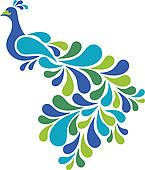 145x170 Free Peacock Painting Peacock Clip Art And Illustration. 1164
