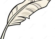 210x150 Clip Art Feathers Clip Art