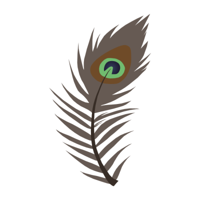 400x400 Download Peacock Feather Free Png Transparent Image And Clipart
