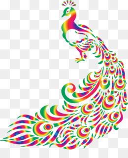 260x320 Peafowl Bird Symbol Feather Clip Art