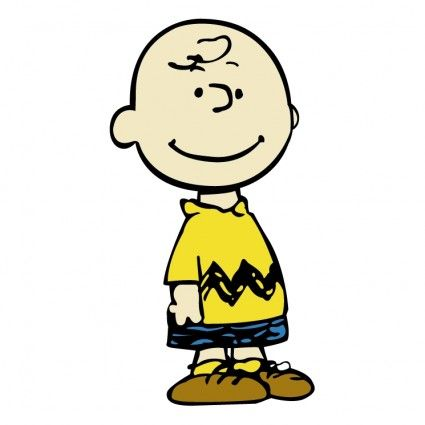425x425 Charlie Brown Clip Art Peanuts Charlie Brown Vector Clipart Free