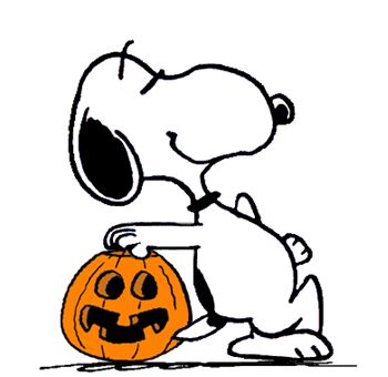 350x340 Collection Of Peanuts Clipart Halloween High Quality, Free