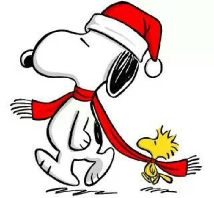 720x666 collection of snoopy and woodstock christmas clipart high - Peanuts Christmas Quotes