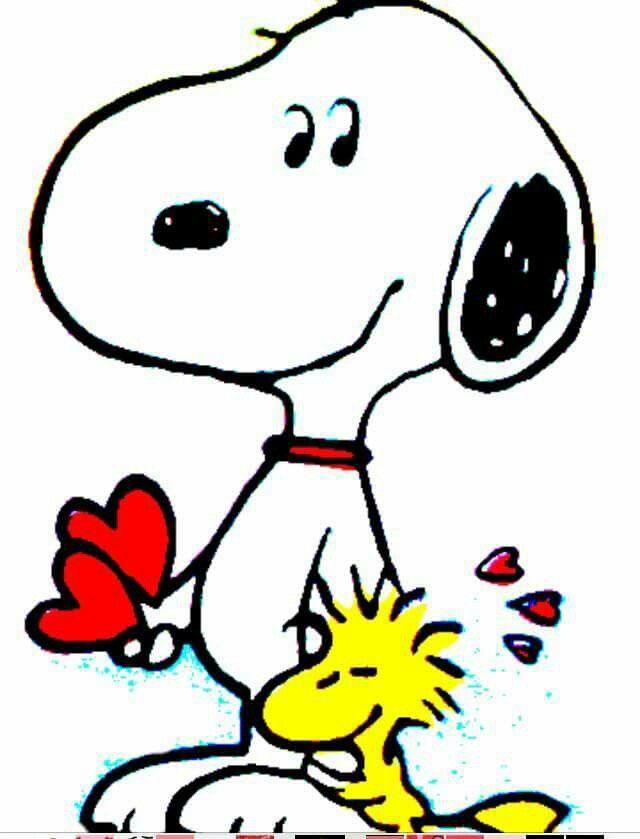 640x839 Valentine's Charlie Brown Snoopy Amp Friends