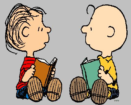 424x339 Peanuts Characters Clipart