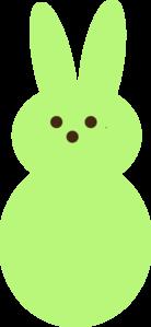 138x299 Marshmallow Peeps Clipart