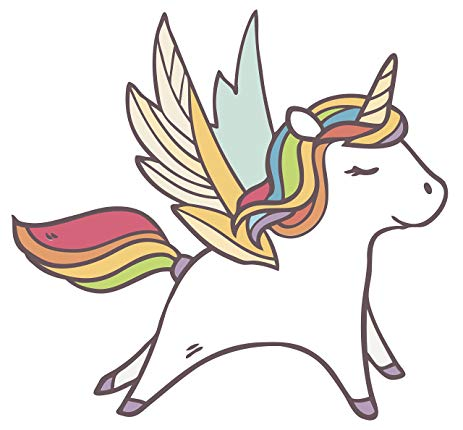 463x430 Unicorn With Wings Clip Art. Trendy Unicorn With Wings Clip Art