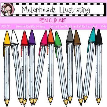 350x350 Pen Clip Art Teaching Resources Teachers Pay Teachers