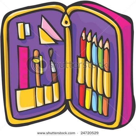 450x448 Pen And Pencil Clipart