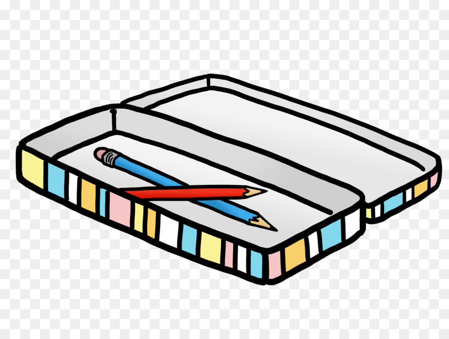 900x680 Pencil Case Clip Art