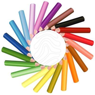 400x400 Box Clipart Colour Pencil
