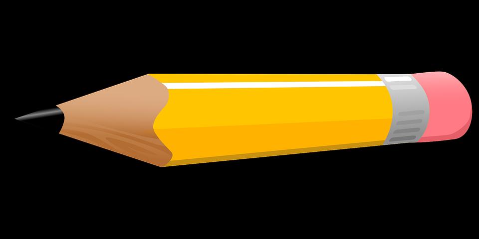 960x480 Free Pencil Clip Art Pictures