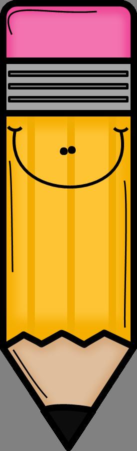 275x902 Orange Pencil Clip Art Egitim Clip Art