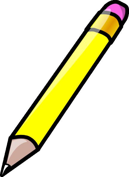 432x593 Pencil Clip Art
