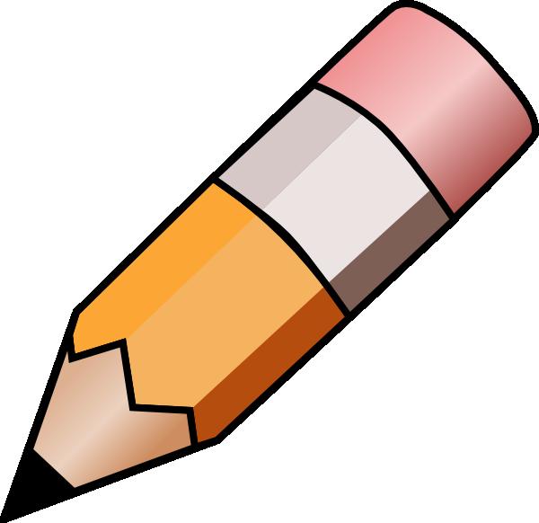 600x582 Pencil Clipart Pencil Clip Art