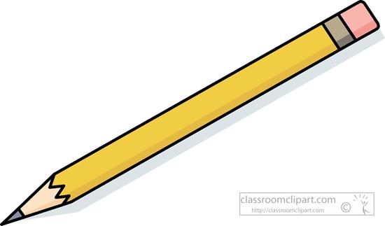 550x323 Pencil Clipart Pencil Clip Art